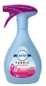 Febreze Odor Eliminating Fabric Refresher Spring & Renewal 27 fl oz