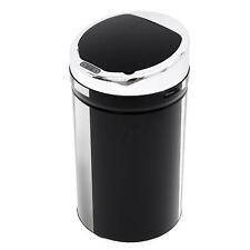 Capteur automatique en acier inoxydable poubelle déchets de cuisine Bin Déchets Poubelle 30L