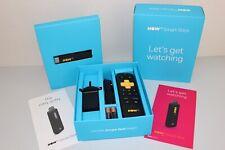 NOW TV 3801UK Smart Stick - Matte Black NEW