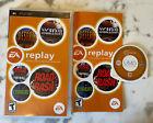 Sony PSP - EA Replay (EA, 2006) CIB Tested & Working