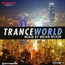Trance World - Orjan Nilsen (2010, CD NIEUW)2 DISC SET