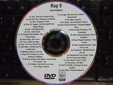 RAP HIP HOP R&B VOL 9 MUSIC VIDEO DVD OLD SCHOOL 2PAC TUPAC EN VOGUE BONE THUGS