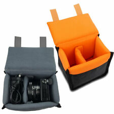 DSLR SLR Camera Insert Bag Shockproof Partition Padding Liner Pouch Bakcpack New