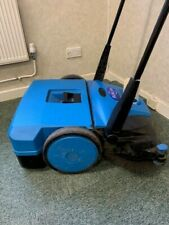 More details for pedestrian push along sweeper professional quality