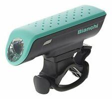 Bianchi Front Light Celeste Led Battery light for Bicycle/ Road Bike Jpplf117C