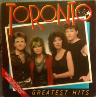 Toronto – Greatest Hits  Solid Gold Records 1984 Canada Hard Rock FAST SHIPPING!