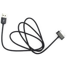 New! USB Data Cable Charger for Samsung Galaxy Tab 2 10.1 P5100 P7500 Tablet