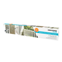 Kingfisher Bamboo Door Screen Curtain, Insect / Fly Screen - BAMDS