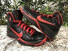 Nike Hyperdunk 2010 Sz 9 Black Red Off White Diamond Supreme Jordan Concord