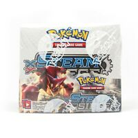 Pokemon Trading Card Booster Box (Sealed) - XY Steam Siege - 36 Packs