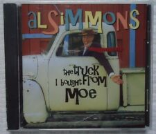 The Truck I Bought from Moe by Al Simmons (Cd, Dec-1969, Casablanca Kids) c12