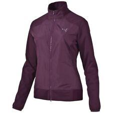 PUMA Golf Womens Tech Wind Jacket X-small Italian Plum