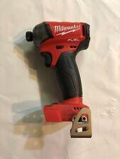 Milwaukee 2760-20 M18 Fuel Lithium 1/4 Surge Impact  BRAND NEW Bare 50% quieter