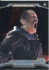 Star Wars Chrome Perspectives Base Card #17E Galen Marek