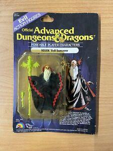 Ad&d Kelek Evil Sorcerer TSR Action Figures