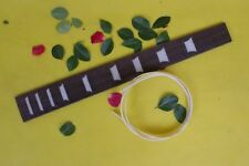Rosewood Guitar Fretboard For 22fret Guitar Neck 24.75inch guitar Luthier Supply