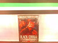 BLACK COBRA And  BLACK COBRA 2  on DVD New Sealed
