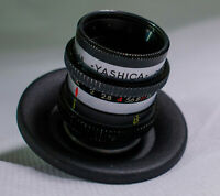 Yashica 13mm f1.4 Ciné lens for Micro Four Thirds