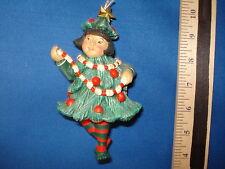 Sugar Plum Fairy Ornament Christmas Tree  38050T  150