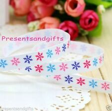 Frozen Grosgrain Craft Ribbon