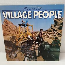 Village People Cruisin' Vinyl Record LP