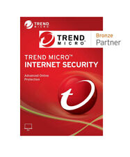 Trend Micro Internet Security 2020 5-PC / 1-Year - CD