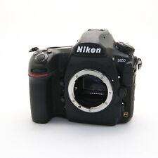 Nikon D850 Body shutter count 2180 shots