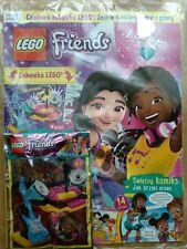 LEGO Friends Magazine 8/2019 + Limited Edition Mini Figure