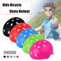 Kids Safety Helmet Cycling Bike Bicycle Protective Head Skate Board Sport Helmet