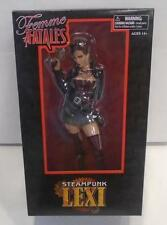 Femme Fatales Steampunk Lexi Statue (2012) Diamond Select New