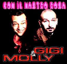CDM - GIGI D'AGOSTINO & MOLLY - CON IL NASTRO ROSA (ITALO TECHNO) VG+ - LISTEN