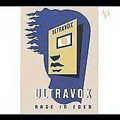 Ultravox - Rage In Eden (2008 Remaster)  2CD  NEW/SEALED  SPEEDYPOST
