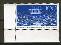 BRD Michel Nr. 1422 postfrisch, 40 Jahre Europarat - b0027