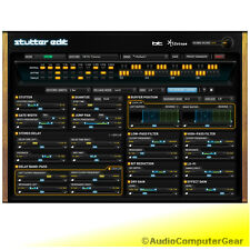 iZotope STUTTER EDIT + BREAKTWEAKER BUNDLE Audio Software Effects Plug-in NEW