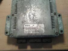 PEUGEOT Citroen Bosch Immo ECU IMMOBILIZZATORE rimosso OFF 0281010996 9646774280 53