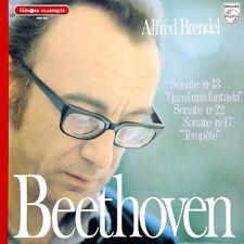 BEETHOVEN Sonate n° 13/22/17 Alfred Brendel FR Press LP
