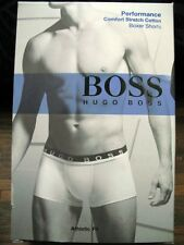 Hugo Boss Boxer Shorts Performance White XXL Stretch Cotton