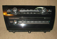 BMW Climate Control /Audio Panel 4253690-02  BMW CS XNF 90025-677/8000 Audio FBM