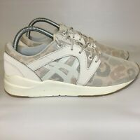 ASICS Tiger Women's Gel-Lyte Komachi Athletic Sneakers Birch Size 8.5