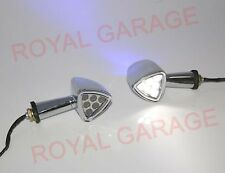 ROYAL BIKES CLASSIC CHOPPER  HARLEY AVENGER KTM LED INDICATORS CHROME 19