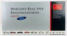 CMC -MERCEDES-BENZ 1954 RENNTRANSPORTER- 1:43 LTD ED PRECISION MODEL M-036K -BOX