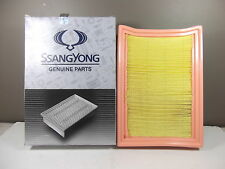 GENUINE SSANGYONG MUSSO SUV 2.3L & 3.2L PETROL ALL MODEL AIR FILTER 1EA