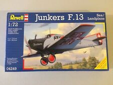 Revell 04249 Junkers F.13 Sea/Landplane 1:72 Zivilflugzeug