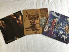 3 x Schallplatten Cathedral, Tiamat, Paradise Lost; Heavy Metal, Doom Metal