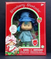 STRAWBERRY SHORTCAKE Classic 80s Retro BLUEBERRY MUFFIN Doll NEW