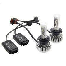 H7 PHILIPS 25200LM LED Headlight Kit Conversion Bulbs Hi Power 6500K Canbus