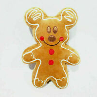New Mickey Mouse Gingerbread man 32cm doll gift plush toy
