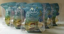 10 Glade PLUGINS SCENTED OIL REFILLS Warm Flannel Embrace Limited 5 Twin Packs
