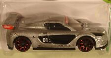 Hot Wheels Renault Sport R.S. 01 silver 2016 New Model #79/250