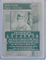 1/1 DARIN ERSTAD 1998 PACIFIC ONLINE PRINTING PLATE CARD #6 LA ANGELS 1B 1 OF 1